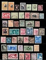 Romania stamps, small collection of 43, mostly classics, SCV $98.20