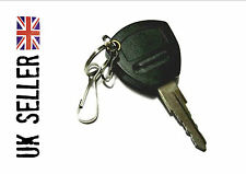 RING FLIGHT borrowed ring vanish to key chain. close up magic trick car key reel