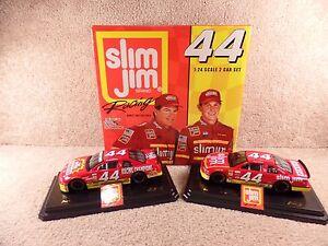 New 1999 Racing Champions 1:24 NASCAR Terry & Justin Labonte Slim Jim Penrose