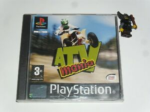 ATV Mania - Sony PlayStation - PAL format - Complete - PS1