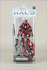 "HALO 4 Collection__Red SPARTAN Soldier 5 "" figure__Exclusive Limited Edition_MIP"