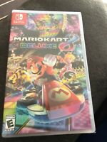 Mario Kart 8 Deluxe Nintendo Switch Game Brand New Shrink Wrapped FREE SHIPPING