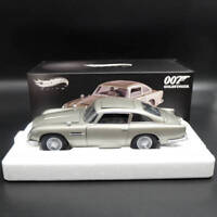1:18 Hotwheels ELITE Aston Martin DB5 Goldfinger 007 JAMES BOND BLY20 Diecast