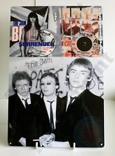 More details for the jam metal sign, quadrophenia metal sign, mod metal sign, scooter metal sign