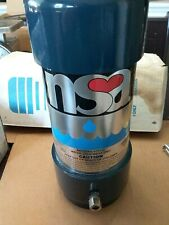 NSA 100S UNDER THE COUNTER BACTERIOSTATIC WATER TREATMENT UNIT FILTER CARTRIDGE