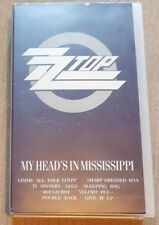 ZZ TOP - My Heads In Mississippi ~VHS~ *Video Cassette* *PROMO*