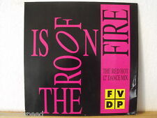 """★★ 12"""" MAXI-fvdp-the roof is on fire (expensive Mix) 5:10 min-BCM Records"""