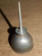 Vintage Small Press Oil Squirt Drip Can, 2 oz.
