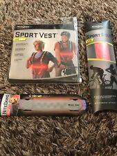 Nite Ize Led Package 1x Sport Belt 1x Sport Vest 1x Nite Dawg New