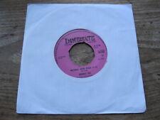 "VG   HUMBLE PIE - Natural Born Bugie / Wrist job - 7"" single"