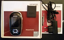 Siemens SL75 - Black Mobile Phone