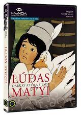 Ludas Matyi (Mattie the Goose-boy) DVD Hungarian Film 1976 English Subtitles