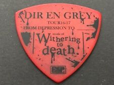 Guitar Pick DIE Model ESP mode of Withering to death Guitars DIR EN GREY