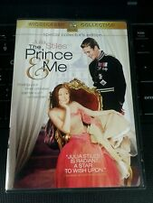 The Prince and Me DVD Julia Stiles, Luke Mably, Miranda Richardson
