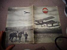 GAZETTE DUNLOP 1948 Histoire de l'Aviation des Pionniers au Super Constellation