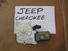 2010 JEEP CHEROKEE LIMITED 2.8 DIESEL MANUALE POSTERIORE SINISTRO finestra motore