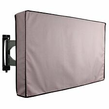 TV Cover Outdoor Grey Weatherproof Protector for  60'' - 65'' LCD LED Khomo Gear