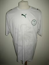 Saudi Arabia home football shirt soccer jersey maillot trikot camiseta size XL