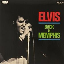 Elvis Presley – Back in Memphis Coloured Vinyl LP