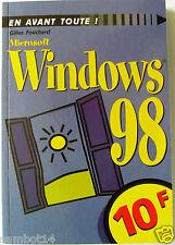 En avant toute Windows 98