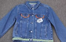 OLD NAVY BLUE JEANS WOMEN JACKET/TOP - Size - 16. TAG NO. 188e
