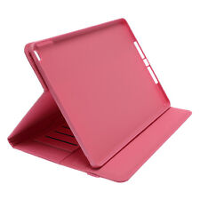 King of Flash Pink Apple iPad Air 2 Drawsting Card Slots Standing Case Cover