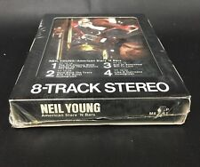 Neil Young - American Stars 'N Bars - SEALED 8 Track - Warner Bros. Records