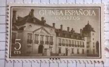 Sellos de España-Guinea - 5 pasetas-Free P & P