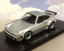 Porsche 911 carrera 2.7 (930) 1975 1/43 Kyosho (silver)