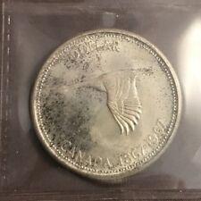 1967 $1 Canadian Dollar Graded MS-65
