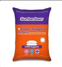 Slumberdown Super Support Pillow Pair