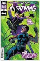 Nightwing #72 Main Cvr | Joker War | Punchline (DC, 2020) NM