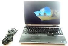 New listing Dell Latitude E6530 256Gb Ssd i5-3360M 8Gb Ram Nvidia Dvd-Rw Win 10 Pro Wifi