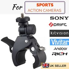 Bike Handlebar Mount for Sports Action Camera F9 1080P HD G328 Mini OEM M500