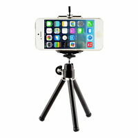For Apple iPhone 4S 5S 6 6 plus Samsung Mini Digital Camera Tripod Stand Holder