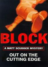 Out On The Cutting Edge (Matt Scudder Mystery),Lawrence Block- 9781857993042