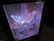 Polaris Electric 9 light Star Christmas Tree Topper LED Color Changing