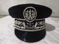 French police commissioner hat