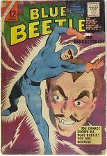 Charlton Comics Blue Beetle #3 (Nov 1964) Poor condition.