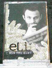 Eli Now The News 15 track christian CASSETTE TAPE NEW!