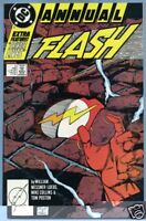 Flash Annual #2 1988 Wally West DC Comics