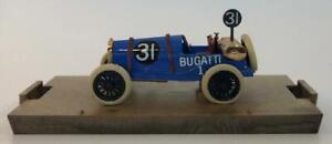 BRUMM 1/43 MODEL R82 BUGATTI TIPO BRESCIA GP #31 HP 40 1921 FIDERICH VIZCAYA