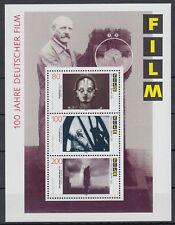 Germany Bund BRD 1995 ** Bl.33 Film Kino Cinema Metropolis Untertan