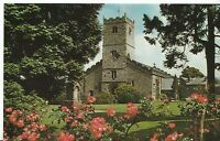 Yorkshire Postcard - St Mary's Church - Kirkby Lonsdale    BR213