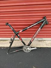 Specialized Stumpjumper pro M2 Mountain Bike Frame with Crank