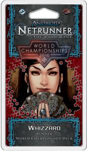Android: Netrunner: 2016 World Championship Runner Deck - Whizzard