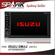 SP AFTERMARKET ISUZU DMAX D-MAX 2012+ GPS DVD SAT NAV IPOD BLUETOOTH NAVIGATION