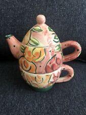 New listing Vintage Bella Casa By Ganz Tea for one set