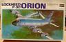 Hasegawa #K15 1/72 - Lockheed P-3C Orion Model Kit + Eduard Mask