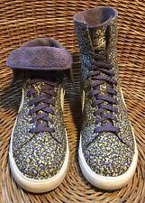 Liberty Nike Blazer Womens Ditsy Floral Print Hi-Top Trainers Boots UK 4 EU 37.5